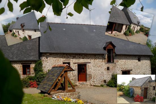 """Gîte Rural """"La Vergée"""", 3 épis, 7 personnes"""